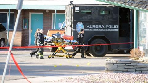 Aurora police arrest